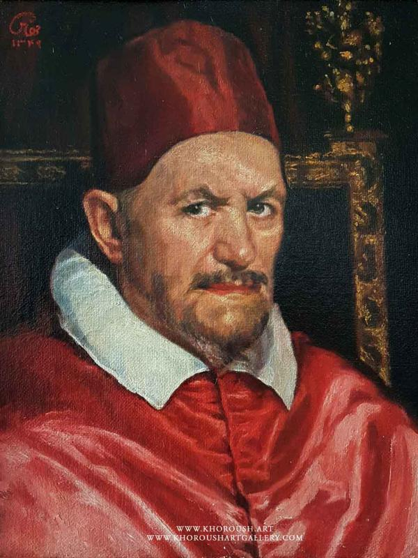 Pope Innocent X